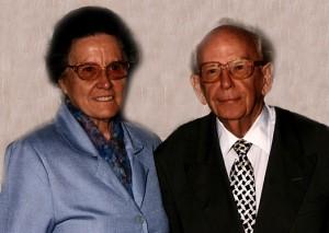 Pr. Nils e Mary Taranger
