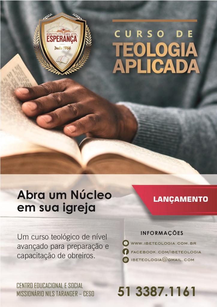 Curso de Teologia Aplicada - 4